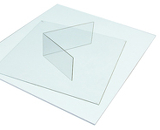 PET-G plastic sheet